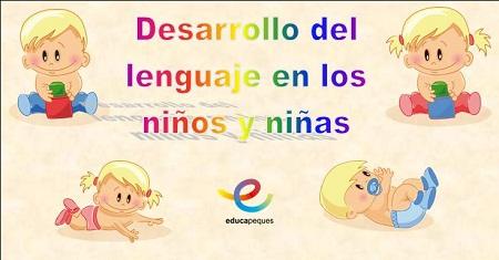 el desarrollo del lenguaje
