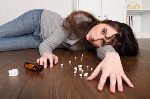 adolescentes y las drogas