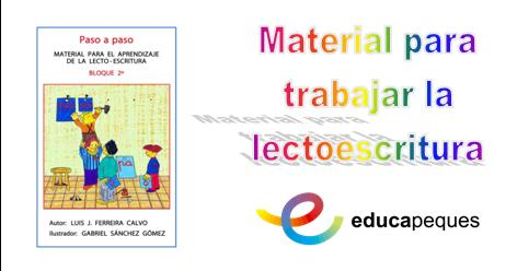 lectoescritura y grafomotricidad
