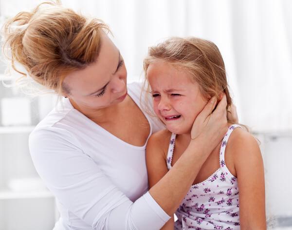 niños sensibles