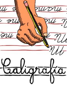 caligrafía, ortografía, escritura