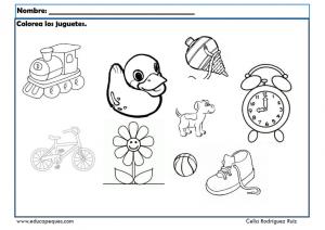 Asociar 20 Fichas Con Ejercicios De Asociación Visualpara Niños
