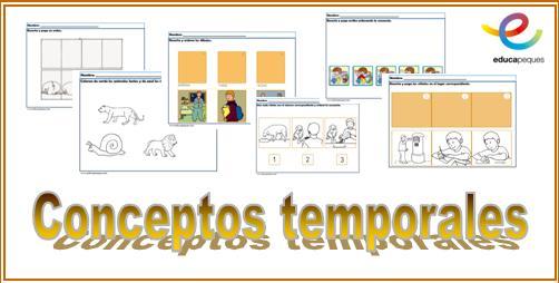conceptos temporales