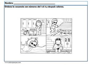 Conceptos Temporales Para Infantil Fichas Juegos Y