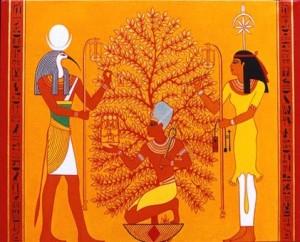 cuento egipcio