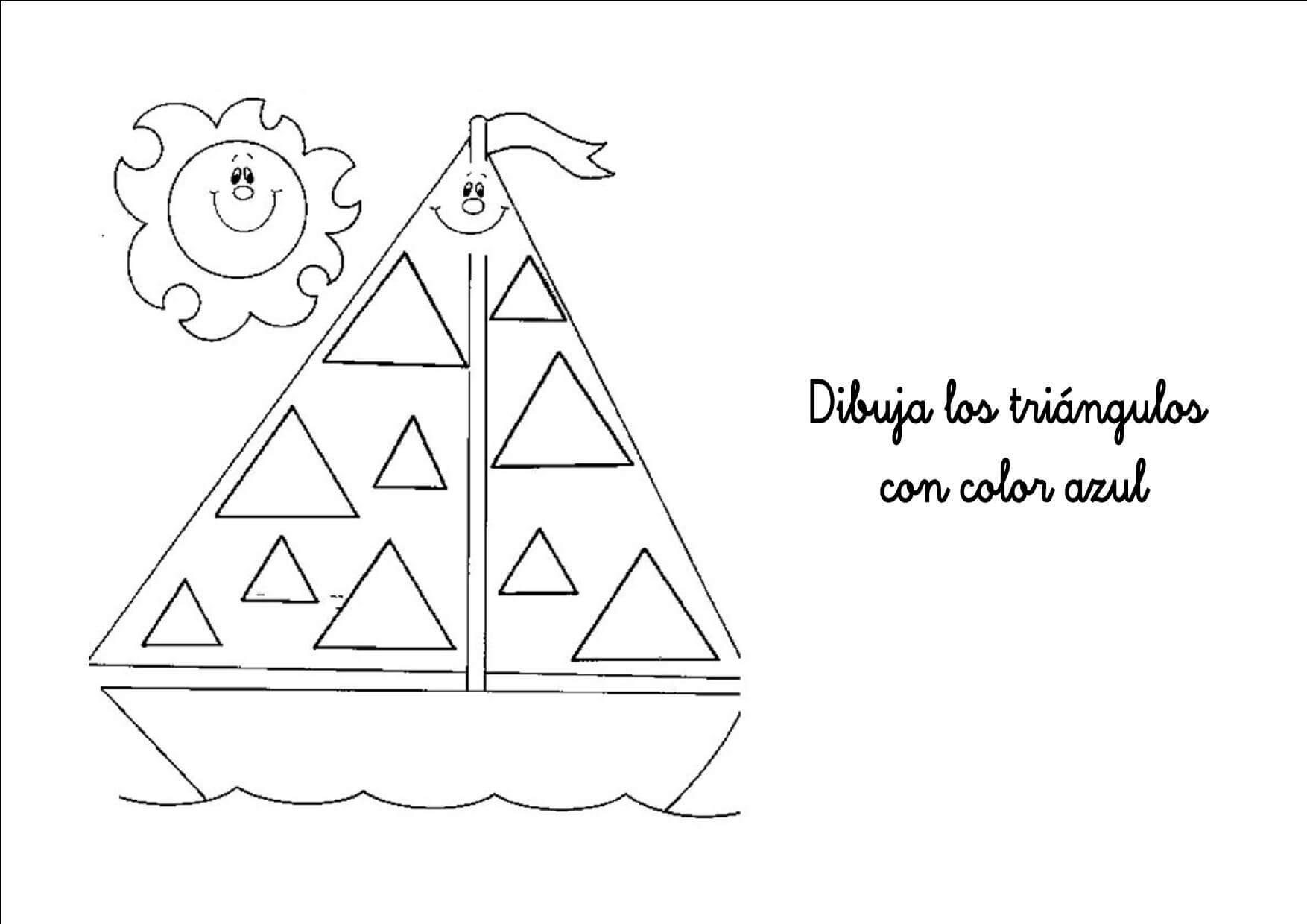 Historias de las figuras geométricas: El triángulo