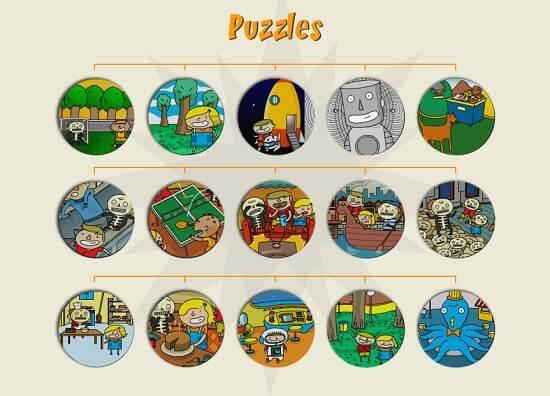 Puzzles Para Ninos 8 9 Anos