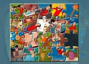 Puzzles Para Ninos Y Ninas Un Reto Para Los Mas Peques