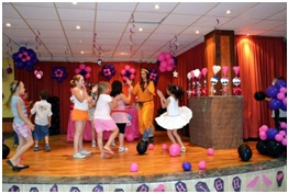 fiestas de cumpleaños infantiles 4
