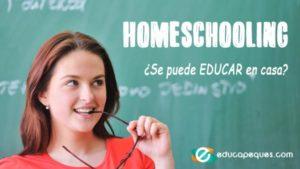 homeschooling, educar en casa