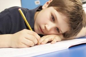 asignaturas, deberes, fracaso escolar