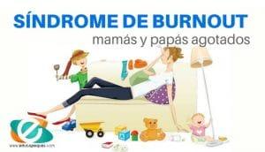 el cuidador quemado, síndrome de Burnout