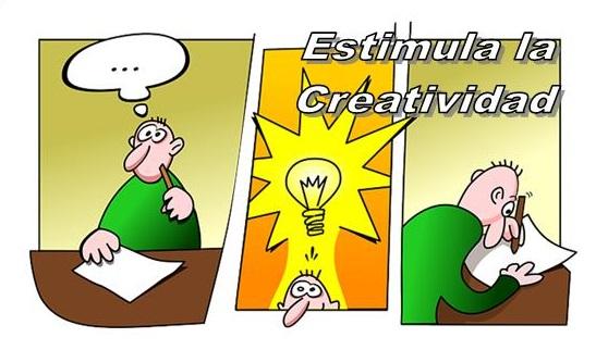 estimular la creatividad en infantil