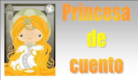 Cuento infantil: La Princesa de cuento