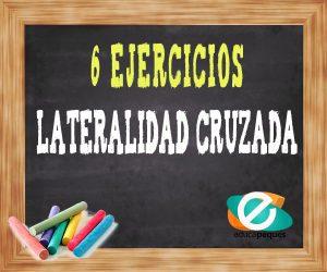 6 ejercicios de lateralidad cruzada