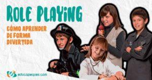 Role Playing, aprendizaje cooperativo, aprendizaje colaborativo