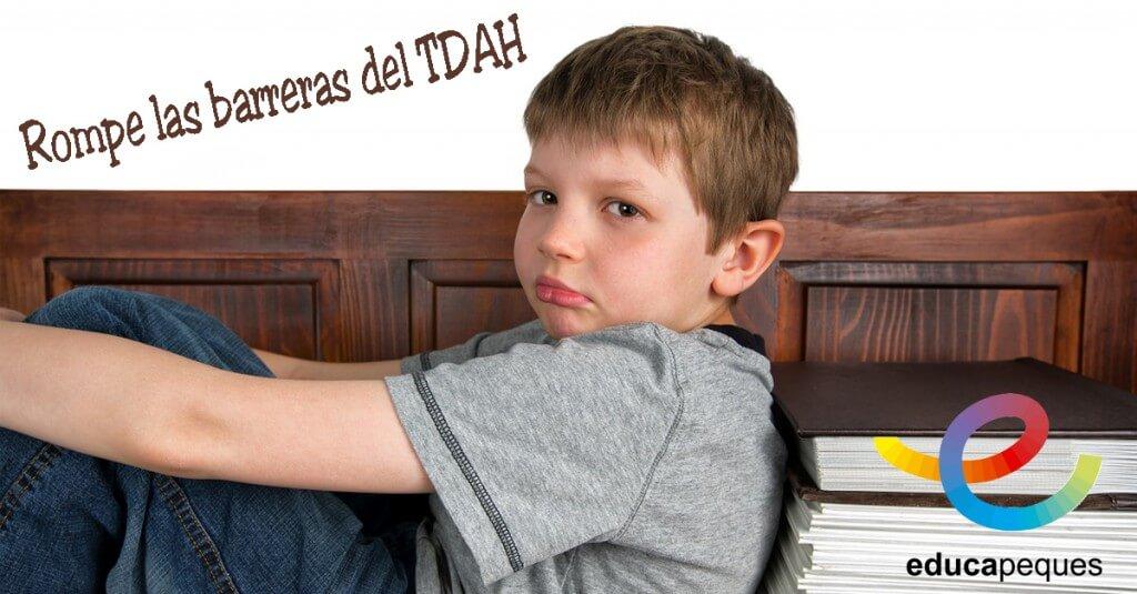 Rompe las barreras del TDAH