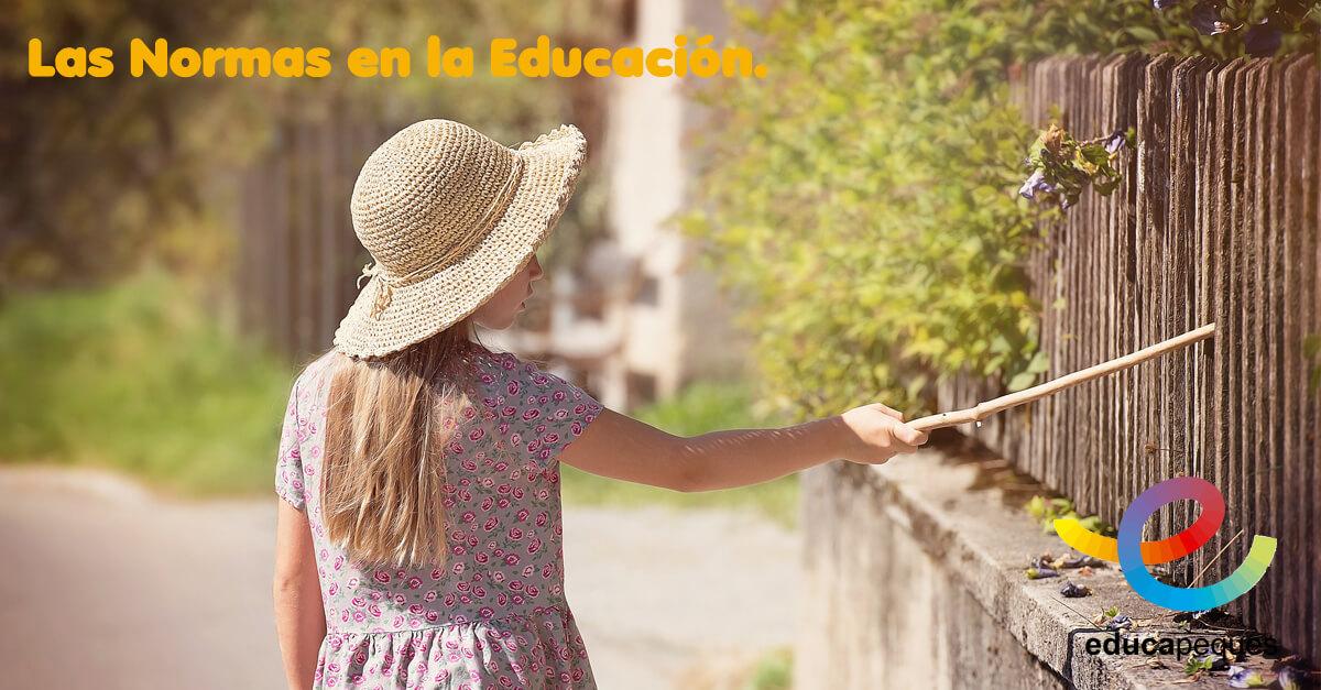 las normas a la educación, educar, educación, aprender