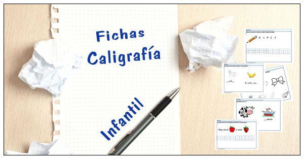 caligrafía ejercicios