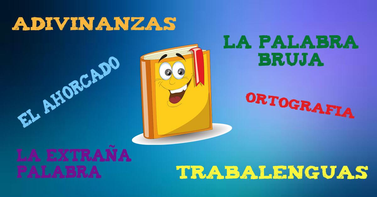 Juegos de lenguaje educativo para adultos