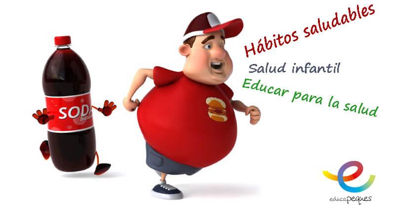 salud, hábitos saludables, higiene, salud infanti, educación para la salud