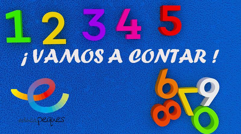 contar, matemáticas, números, infantil