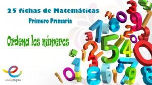 números, matemáticas, primaria