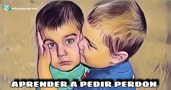 PEDIR PERDON, PEDIR DISCULPAS, APRENDER A PEDIR PERDON