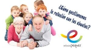 abuelos, escuela para padres, educación, consejos padres