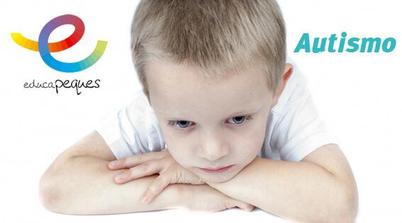 niño con autismo, niño autista