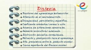 dislexia, dislexia infantil, niños disléxicos, señales dislexia, fichas dislexia, fichas didactica, recursos educativos