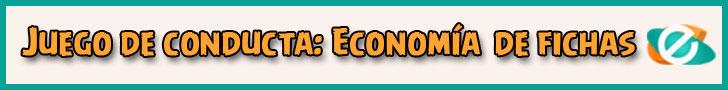 juego de conducta, economía de fichas