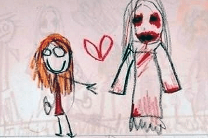 Dibujos infantiles. El significado de los dibujos en los niños