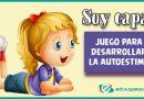 Dinámica infantil para mejorar la autoestima en los niños y niñas