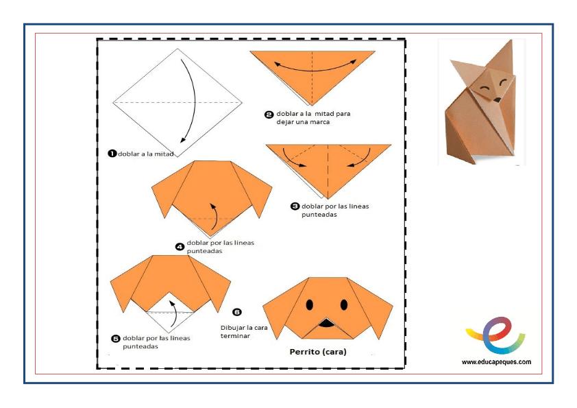 fichas moldes papiroflexia 3