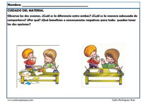 recursos para infantil, material para niños, material infantil, actividad para niños de 3 a 5 años, recursos educativos, recursos para niños, estimulapeques