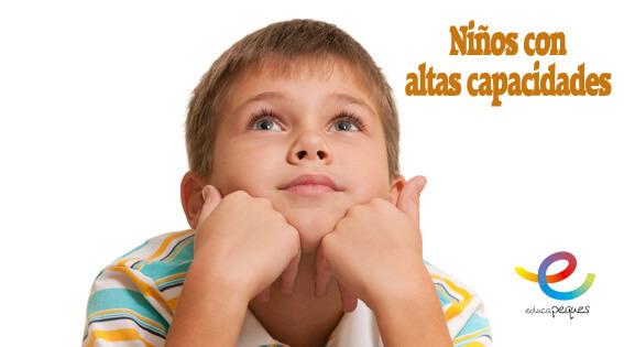 Niños superdotados y con altas capacidades