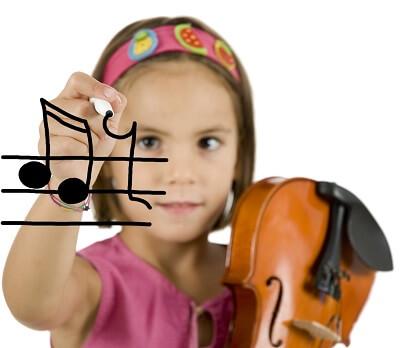 clarita y el violin mágico cuentos breves para niños