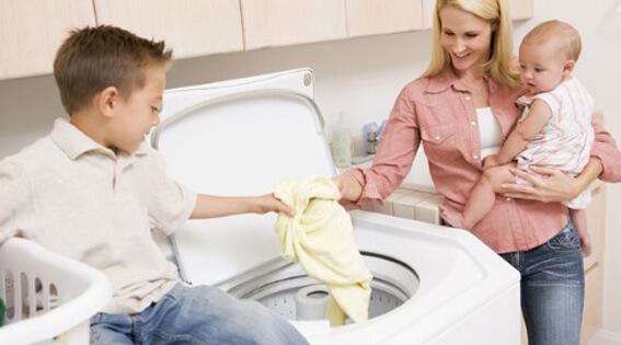 Colaborar en las tareas de casa