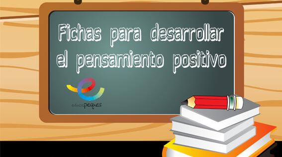 desarrollar el pensamiento positivo, autoestima infantil, confianza infantil, fichas infantil, actividades infantil