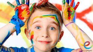 juegos de creatividad para niños de primaria