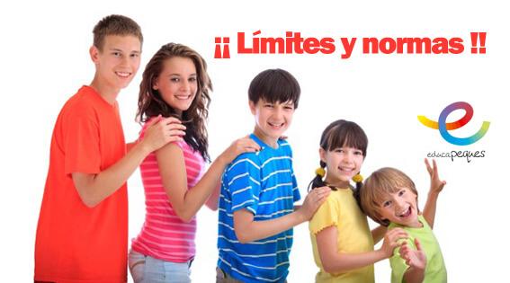 cómo poner límites, poner limites a los niños, normas a los niños, reglas a los niños