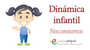dinámicas para niños, dinámica infantil, dinámica educativa, juego educativo, juego infantil