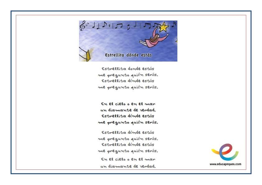 Canciones infantiles para dormir a los niños | Educapeques