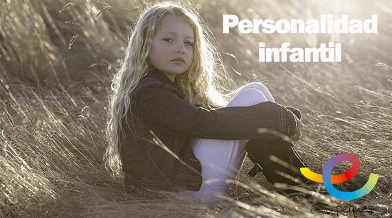 la personalidad en los niños