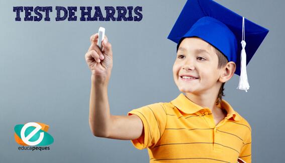 Test de Harris, dominancia lateral, dominancia lateral de Harris, lateralidad infantil