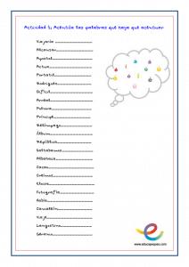 Reglas de acentuación, signos de acentuación, acentuación, ejercicios de acentuación, lengua, lenguaje, ejercicios de lengua