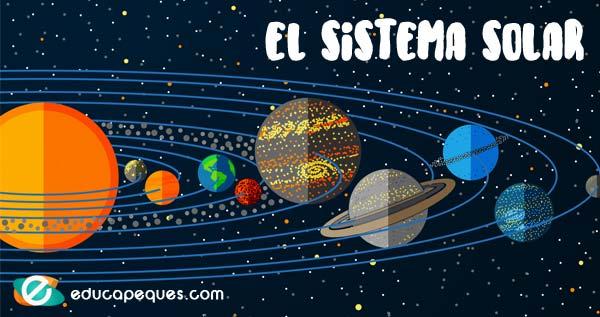 Aprendiendo sobre los Planetas del Sistema solar y sus Satélites