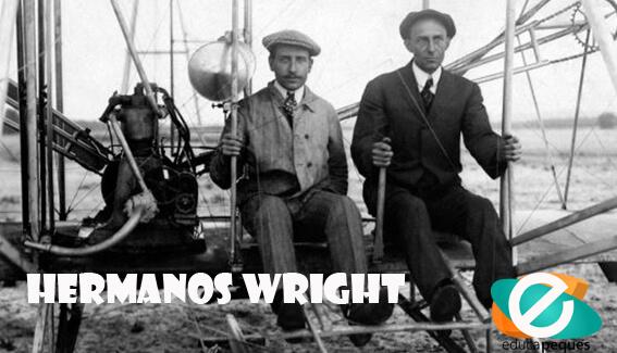 hermanos Wright, los aviones, grandes personajes de la historia, inventor de los aviones