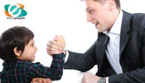 desafíos de los niños, niños desafiantes, malas conductas, malos modales, escuela de padres, educacion